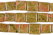 Unakite Rectangles -