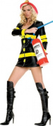 WMU Fire Woman Sm Dress No Hat