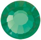 Mode Beads Preciosa Crystal Flatback Beads, Tourmaline, 10 Gross Package