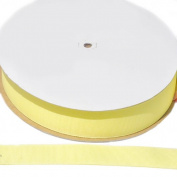 Grosgrain 2.2cm #744 Polyester Grosgrain 100 YDS ~ Maize 520