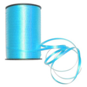 Partyland Turqoise Blue Ribbon - 6 rolls - 0.5cm x 500 yards long