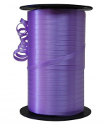 Partyland Orchid / Lavendar Ribbon - 6 rolls - 0.5cm x 500 yards long