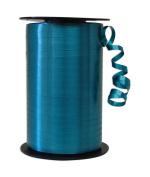 Partyland Teal Ribbon - 6 rolls - 0.5cm x 500 yards long