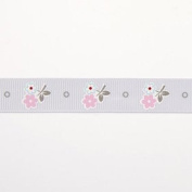 25 Yard Spool 1.6cm Wide Millie's Closet Designer Grosgrain Ribbon Riley Blake Sew Together