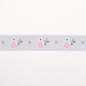 25 Yard Spool 1.6cm Wide Millie's Closet Designer Grosgrain Ribbon Riley Blake Sew Together