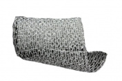 Renaissance 2000 Ribbon, 15cm , Silver Crochet