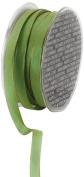 Ampelco Ribbon Company French Wired 54-Yard Taffeta Ribbon, 1cm , Sea Mist