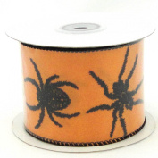 Halloween SPIDER FEST RIBBON 40199C New