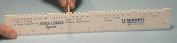 Midwest Products Hobby & Craft Scale Lumber Gauge