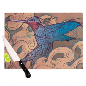 Kess InHouse Mat Miller Aerialism Cutting Board, 29cm by 40cm