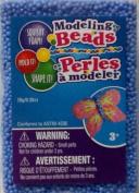 Squishy Foam ~ Modelling Beads ~ Blue ~ Mould It! Shape It!