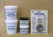 Apoxie Clay 1/4 Lb. Native Epoxy Clay