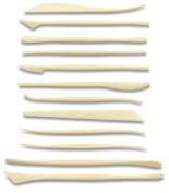 Sculpture House Duron Plastic Modelling Tools - Set of 12 Tools
