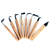 8pcs Pottery Clay Sculpture Modelling Tools Set