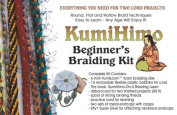 Kumihimo Braiding Project Kit (includes the KumiLoom