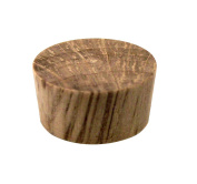 Milescraft 5306 Oak Wood Flat Head Plug, 1.3cm