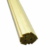 Midwest Products 6059 Micro-Cut Quality Balsa 90cm Strip Bundle, 0.5cm x 1.3cm