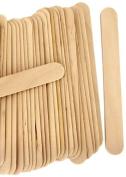 1000 Wood Jumbo Craft Sticks Natural Colour
