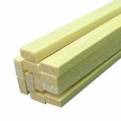 Midwest Products 6069 Micro-Cut Quality Balsa 90cm Strip Bundle, 0.6cm x 1.3cm