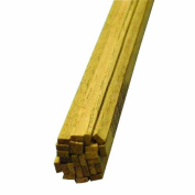 Midwest Products 4603 Project Woods Genuine American Black Walnut Strips, 24 x 0.2cm x 0.3cm