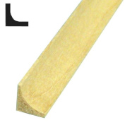 Midwest Products 3122 Basswood Miniature Mouldings, 0.3cm Cove