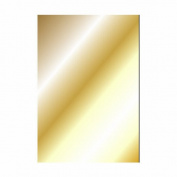 Midwest Products 707-01 Super Sheets Mirror Styrene, 0.1cm , Gold