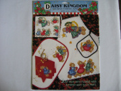 Daisy Kingdom No-Sew Fabric Applique - #6353 Angel Chorus