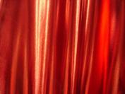 Red Metallic Stretch Spandex Fabric 150cm By the Yard