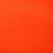 Crafty Cuts 1-1/2-Yards Fleece Fabric, Orange Solid