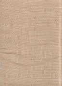 "Bengal Burlap ~ Natural ~ 100% Jute ~ 47"" (119 cm) Wide ~ ONE YARD CUT"