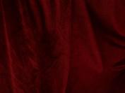 Stretch Velvet Dark Red 150cm By the Yard