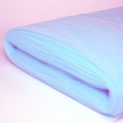 Baby Blue - 140cm x 40Y Tulle Bolt Wedding Decoration Bridal