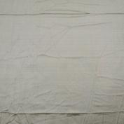 Grey Polyester Satin Fabric Curtain Drape Dress Kimono Sewing By The Yard