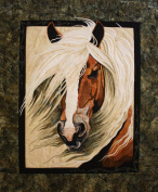 Mistral Horse Toni Whitney Designs Applique Quilt Pattern