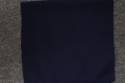 3 YARDS FLEECE FABRIC SOLID, NAVY, 150cm Wide sold BTY