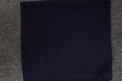 3 YARDS FLEECE FABRIC SOLID, NAVY, 150cm Wide sold BTY