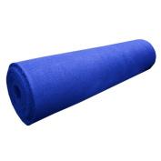 120cm WIDE X 1YD LONG ROYAL BLUE BURLAP