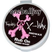 OneBallJay X-Wax Rub-On Wax