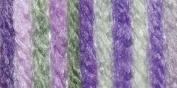 Bernat Super Value Ombre Yarn - Fresh Lilac Ombre
