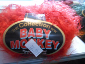S R Kertzer Baby Monkey Red #88