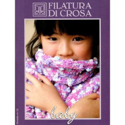 Filatura Di Crosa Knitting Pattern Book Baby