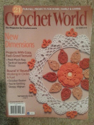 Crochet World Magazine October 2013