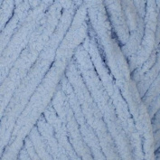 Bernat Baby Blanket Yarn (03202) Baby Blue By The Each