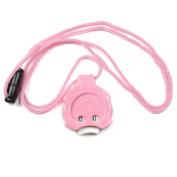 Pink Mini Knitting Stitch/Row Counter