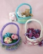 "Fibre Trends ""Not Just For Easter"" Baskets"" FT 232"