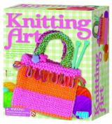 4M Knitting Art Kit