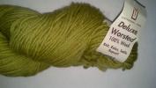 Deluxe Worsted Yarn 100% Wool Yarn Beeswax