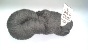 Deluxe Worsted Yarn 100% Wool Yarn Glacier Grey