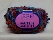 Filati Moira Multi #204 Yarn Orange Red Teal Purple