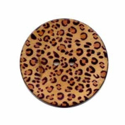 Buttons.etc Exotic Buttons, 12702 - Cheetah